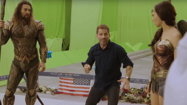 Vídeo de bastidores de Liga da Justiça mostra mudança que Joss Whedon fez no filme