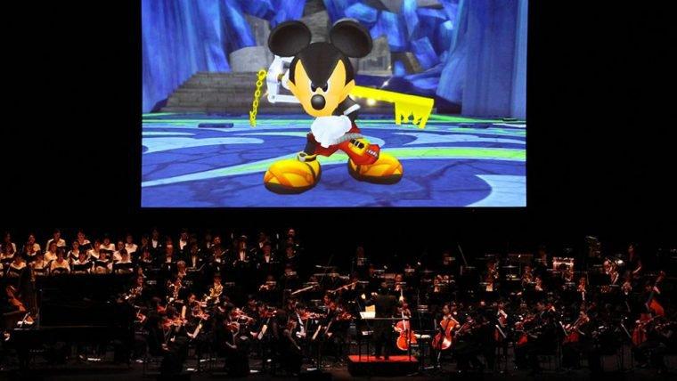 Kingdom Hearts Orchestra fará nova apresentação no Brasil