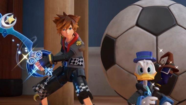 Kingdom Hearts III | Novos vídeos mostram o bônus de pré-venda do jogo