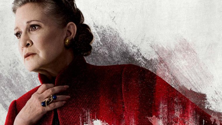 Star Wars IX tem muitas cenas de Carrie Fisher para utilizar, diz irmão da atriz
