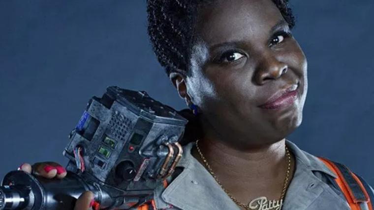 Leslie Jones critica novo Caça-Fantasmas: