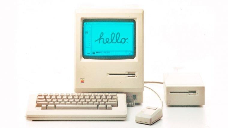 Apple celebra os 35 anos do Macintosh