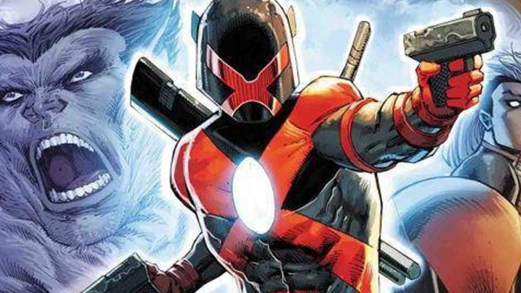 Criador do Deadpool apresenta novo personagem da Marvel