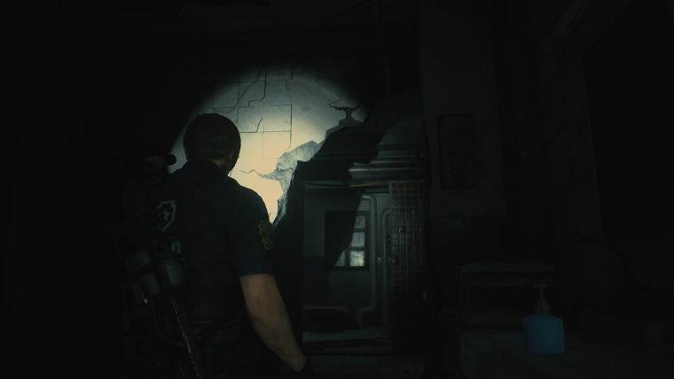 easter eggs de Resident Evil 2