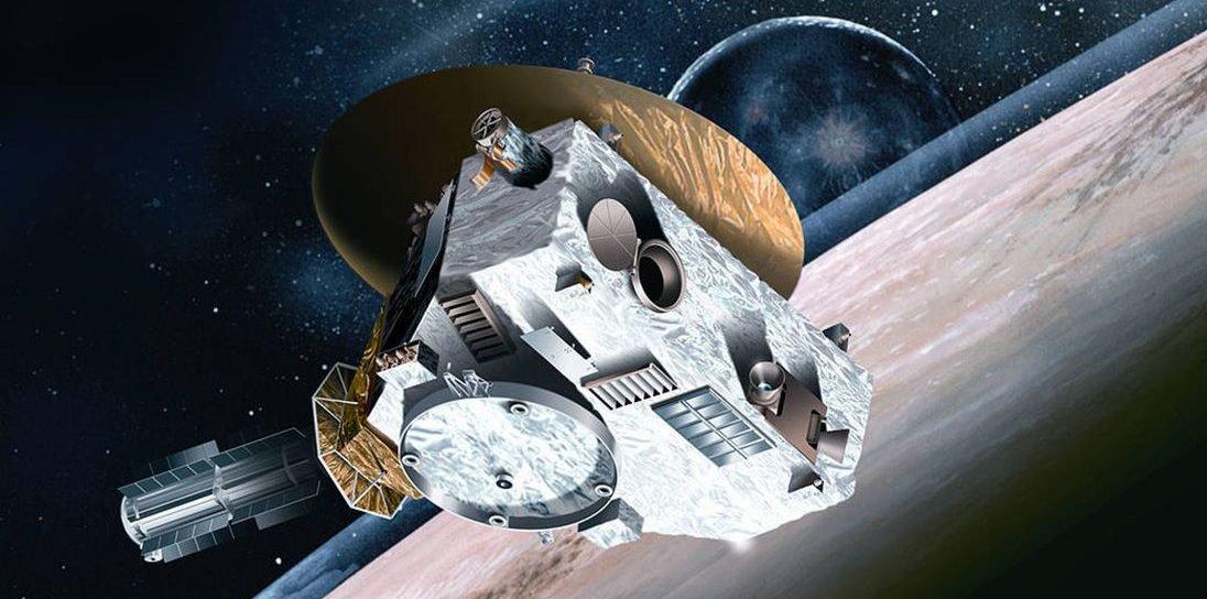 Sonda New Horizons atinge a marca de 6 bilhões de quilômetros de distância do Sol
