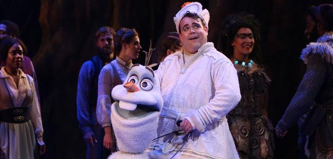 Olaf, de Frozen, vai mudar de gênero no musical da Broadway