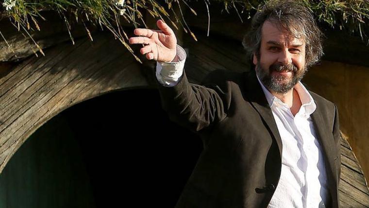 Senhor dos Anéis   Peter Jackson recusou convite para ser showrunner da série