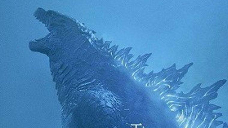 Godzilla domina pôster internacional de Rei dos Monstros