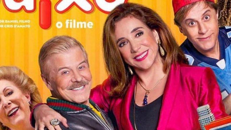 Sai de Baixo: O Filme   Caco, Magda, Vavá, Cassandra e outros se reúnem em pôster