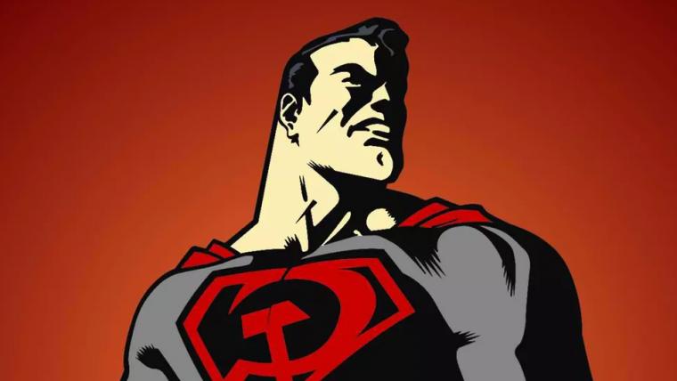 Superman - Entre a Foice e o Martelo pode ganhar filme animado