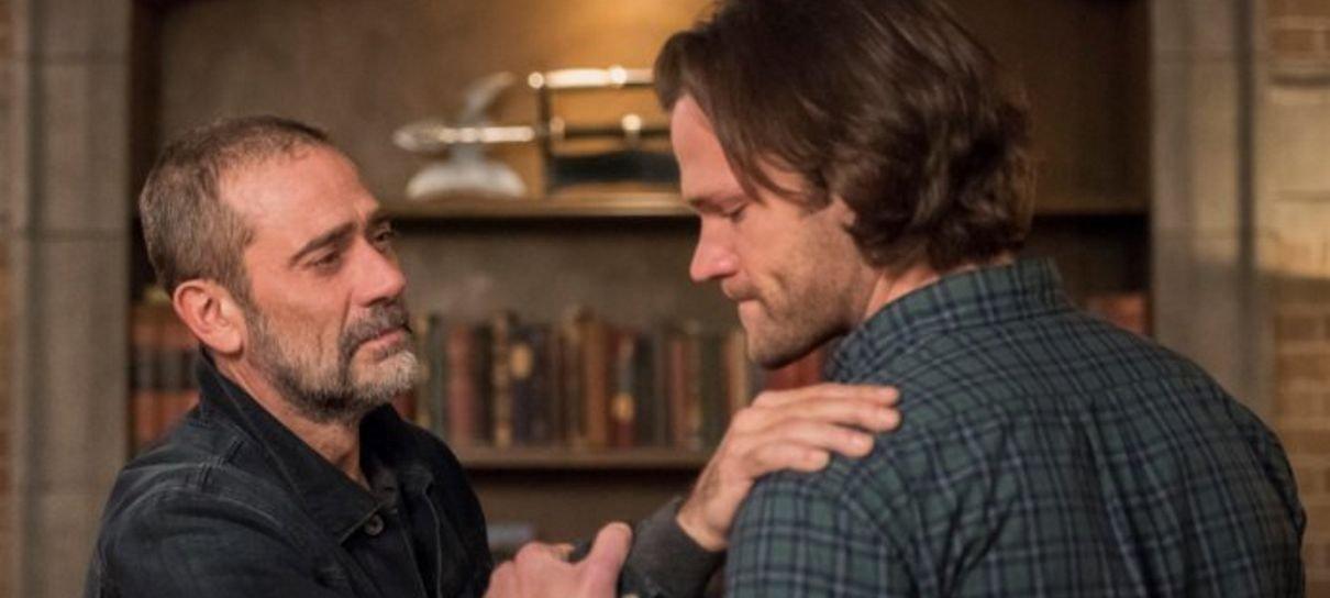 Supernatural | Fotos do episódio 300 mostram o retorno de Jeffrey Dean Morgan