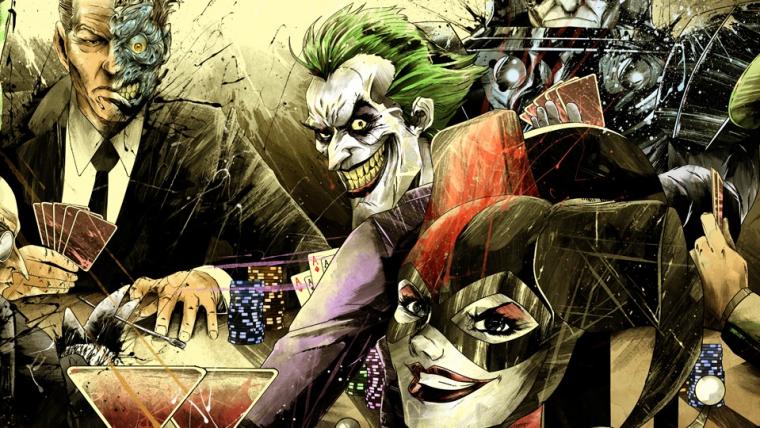 Novo filme do Batman terá vários vilões