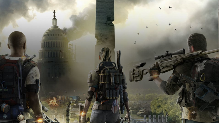 The Division 2 será vendido exclusivamente na Epic Store