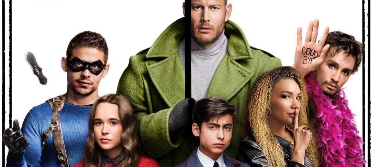 Dark Horse assina contrato de prioridade com a Netflix
