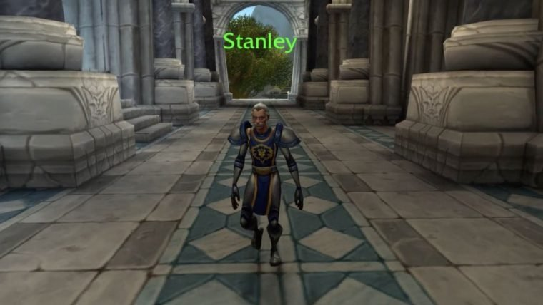 World of Warcraft faz homenagem a Stan Lee