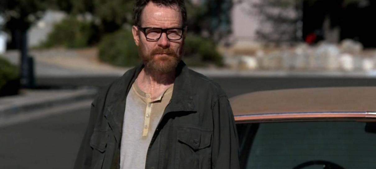 Breaking Bad | Bryan Cranston pode participar do filme