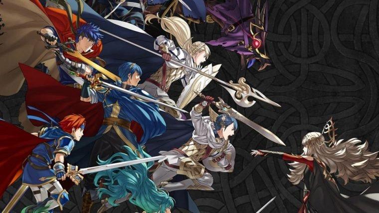 Fire Emblem Heroes agora está disponível em português