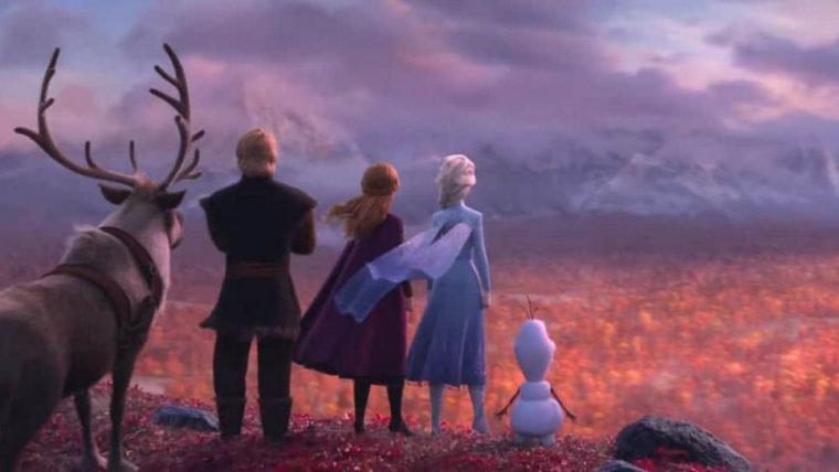Frozen 2 vira abertura de anime em vídeo feito por fã