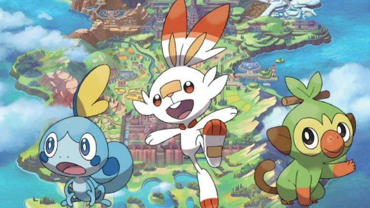 Pokémon | Os iniciais da oitava geração e As Meninas Superpoderosas têm muito em comum
