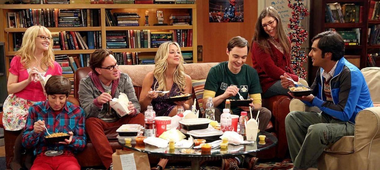 The Big Bang Theory | Elenco encerra a tradição de flash mob com Backstreet Boys