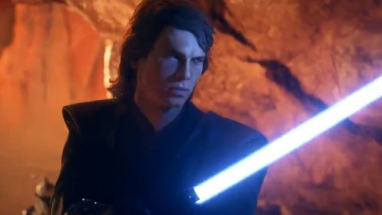 Teaser revela visual de Anakin Skywalker em Star Wars: Battlefront II