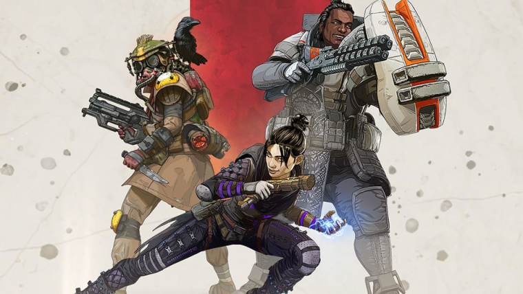 Apex Legends registra 3.5 milhões de jogadores em apenas dois dias