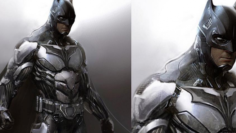 Batman Vs Superman | Arte conceitual mostra uniforme alternativo do Morcego