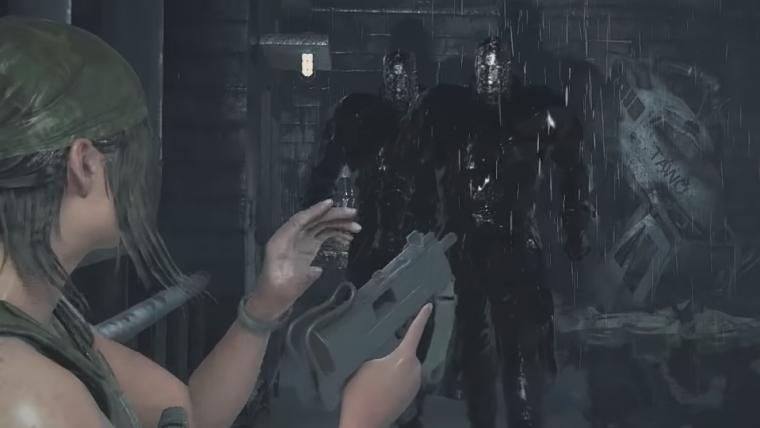 Bug de Resident Evil 2 adiciona o nosso pior pesadelo ao jogo: um segundo Mr. X