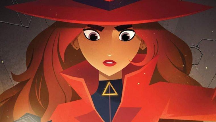 Netflix renova Carmen Sandiego para segunda temporada