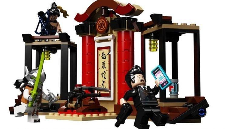 Conjuntos de Lego inspirados em Overwatch estão disponíveis para compra no Brasil