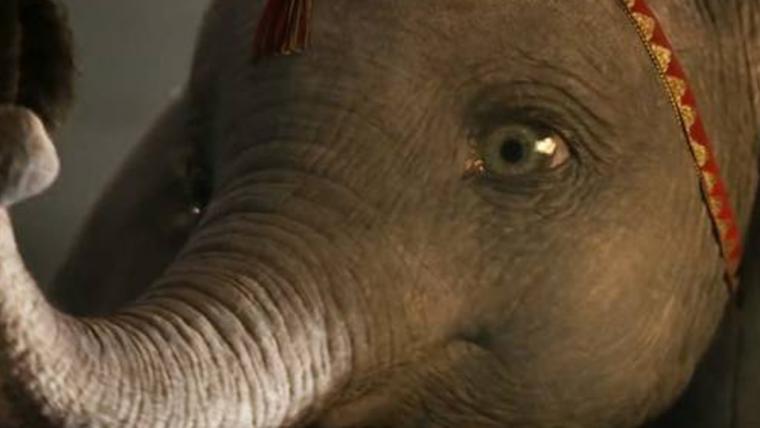Dumbo ganha novo trailer com nascimento do elefantinho