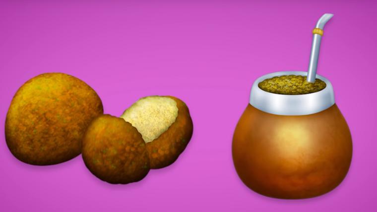 230 novos emojis chegarão aos celulares em 2019, entre eles chimarrão, cebola e alho
