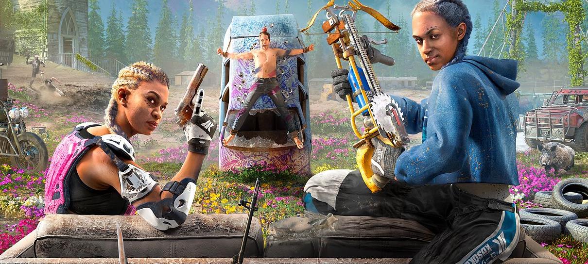 Far Cry: New Dawn | Modo cooperativo é destaque do novo jogo