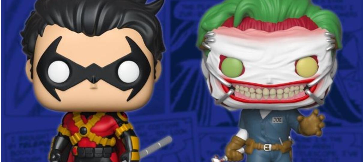 Funko lançará Pop de Coringa em Batman - A Morte da Família; confira
