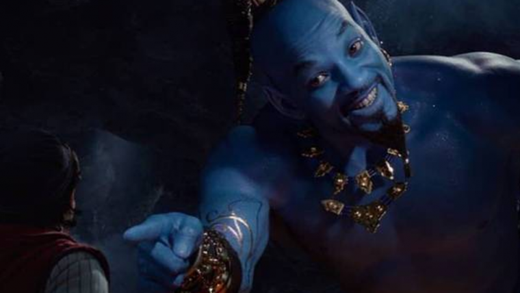 Aladdin | Elenco fala de Will Smith em vídeo de bastidores