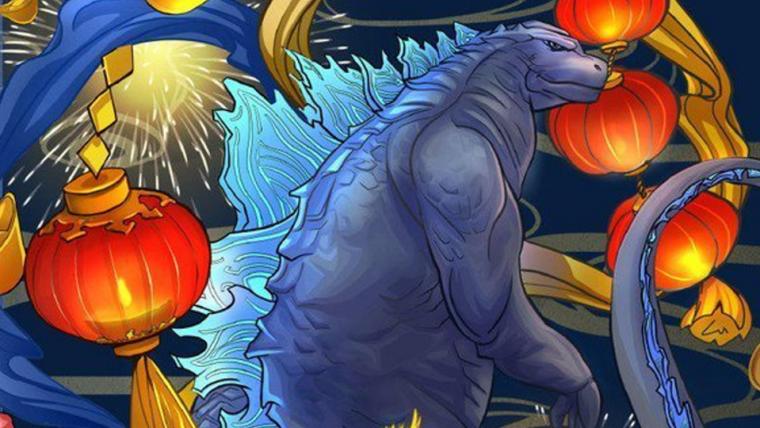Godzilla II: Rei dos Monstros ganha cartazes inspirados pelo Ano Novo Chinês