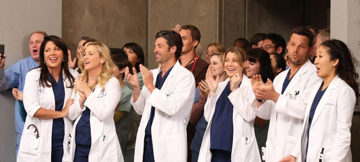 Grey's Anatomy vai superar E.R. como série médica mais longa dos EUA ainda neste mês