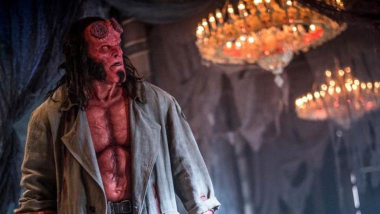 Hellboy é classificado para maiores de 18 anos nos Estados Unidos