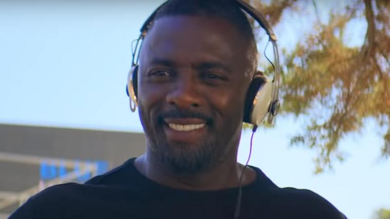 Idris Elba ataca de DJ em trailer da série Se Joga, Charlie