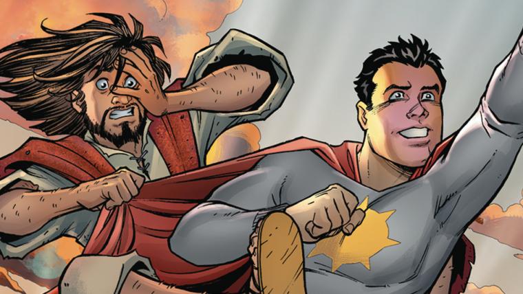 DC Comics cancela HQ protagonizada por Jesus