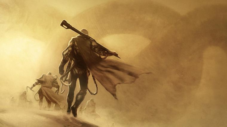 Jogos inspirados em Duna estão sendo desenvolvidos pelo estúdio de Conan Exiles