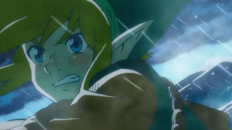 The Legend of Zelda: Link's Awakening chega ao Nintendo Switch ainda em 2019