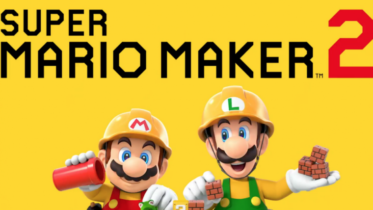 Super Mario Maker 2 é anunciado para Switch