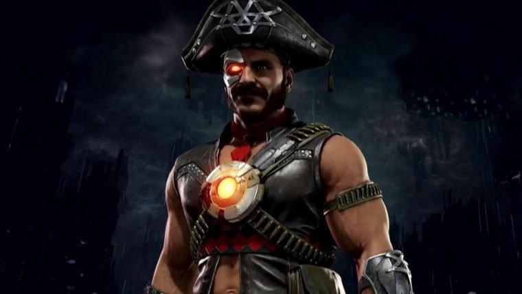 Mortal Kombat 11 terá skin de Kano Kangaceiro exclusiva para brasileiros