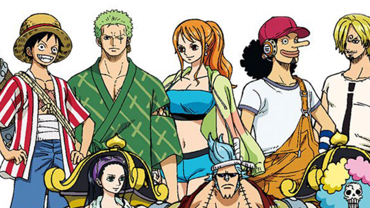 One Piece | Visual dos personagens para o filme One Piece Stampede é revelado!