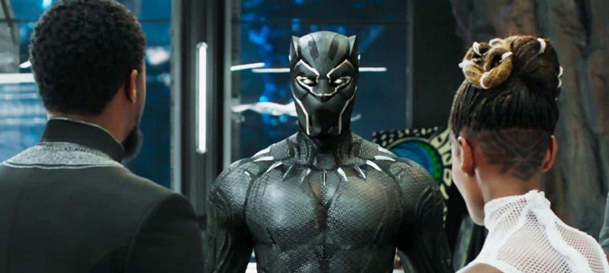 Pantera Negra   Agência americana avisa que Vibranium só existe na ficção