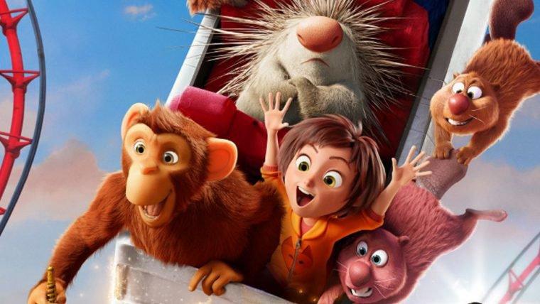 O Parque dos Sonhos   Novo trailer faz a imaginação de uma garotinha virar realidade