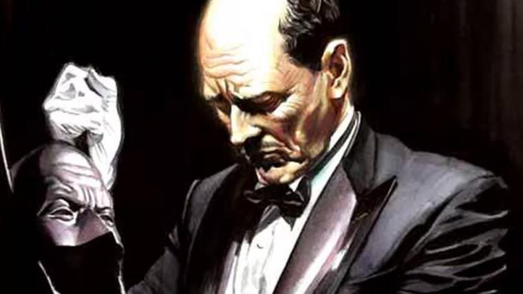 Pennyworth   Série da DC sobre Alfred será para maiores de 18 anos