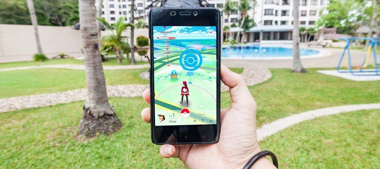 Jogador de Pokémon GO agrediu policial por interromper seu jogo