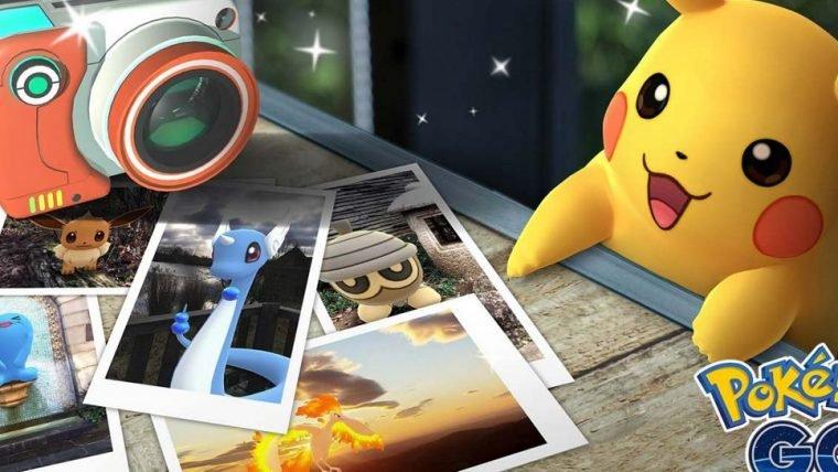 Pokémon Go vai deixar mais fácil para tirar fotos com seus monstrinhos favoritos